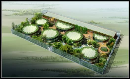 上海市景观温室分类及设计探索